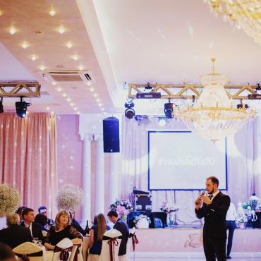 Ведущий вкусных событий, шоумен, свадьба 1
