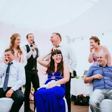 Ведущий вкусных событий, шоумен, свадьба 13