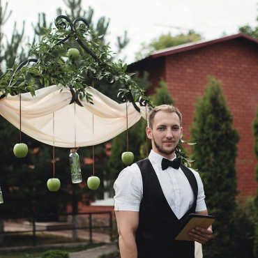 Ведущий вкусных событий, шоумен, свадьба 18