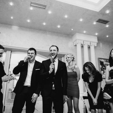 Ведущий вкусных событий, шоумен, свадьба 2