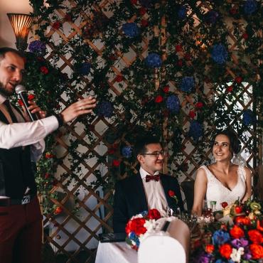 Ведущий вкусных событий, шоумен, свадьба 24
